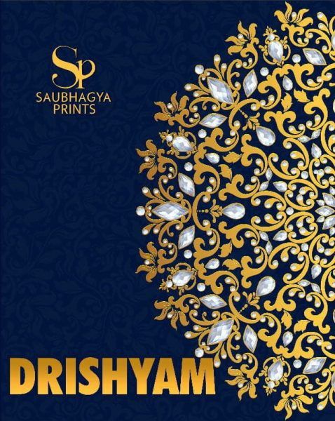 DRISHYAM UNSTICHED COTTON DRESS MATERIALS WHOLESALE