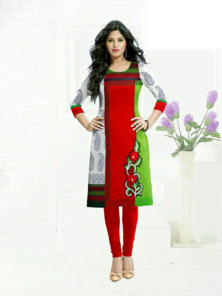 Maria Handloom Cotton Ethenic Kurtis Manufacturer