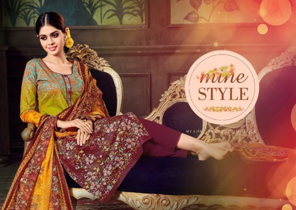 LAWN COTTON KARACHI PRINT UNSTICHED SALWARSUITS – ZOHRA