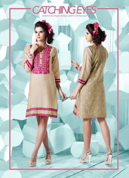SWAG 1 – COTTON EMB WORK KURTIS MANUFACRURER @ RS 395