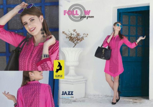 FORMAL COTTON CAMBRIC PRINT KURTIS – JAZZ KURTIS WHOLESALER EXPORTERS