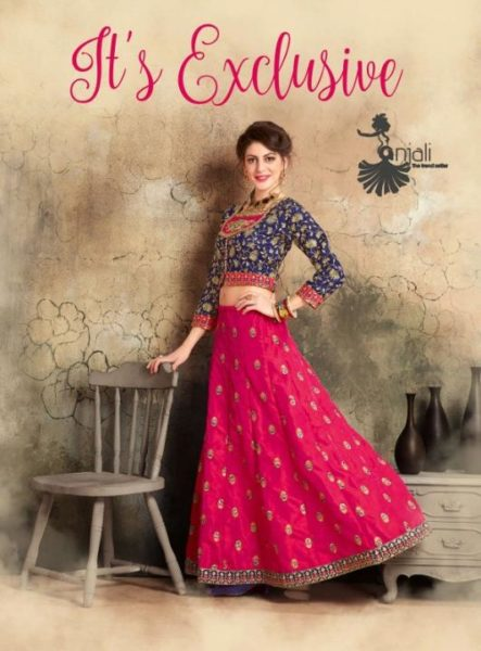 Its Exclusive Designer Bridal Indo western Wholesaler