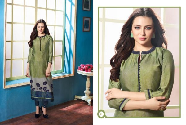 KAJREE-DARK-FANTASY-VOL-4-RANGOLI-GEORGETTE-LONG-KURTIS-CATALOGUE-WHOLESALE @ RS 425