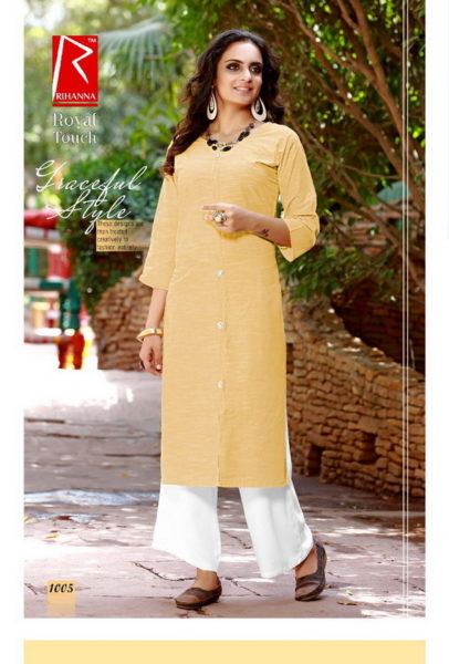 Royal Touch Formal cotton Kurtis Manufacturer Wholesaler Exporters
