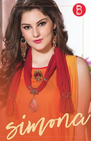 SIMONA BY B BRAND DESIGNER LADIES KURTI COLLECTION MANUFACTURER @ RS 855
