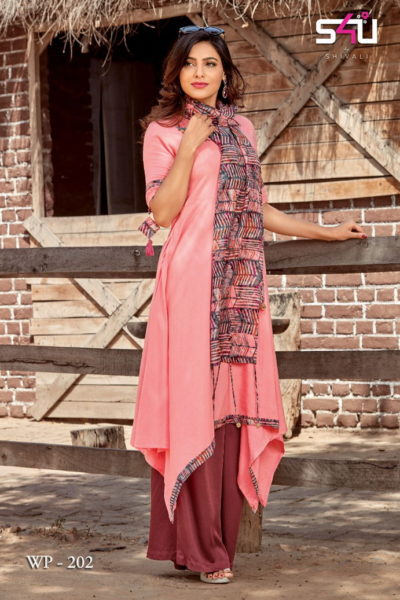 s4u Kurtis weekend Passion Kurtis with shrug Kurtis wholesale