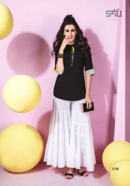 S4u by Shivali launch Forever young vol 2 short Kurtis wholesaler exporter