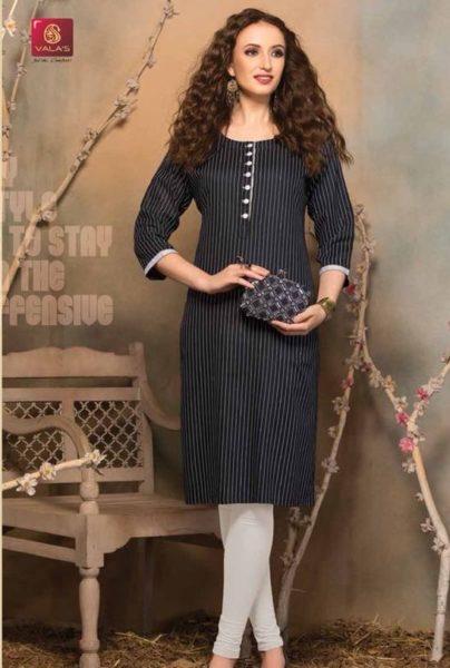 valas clothing kashish rayon fancy ready to wear Kurtis wholesale supplier