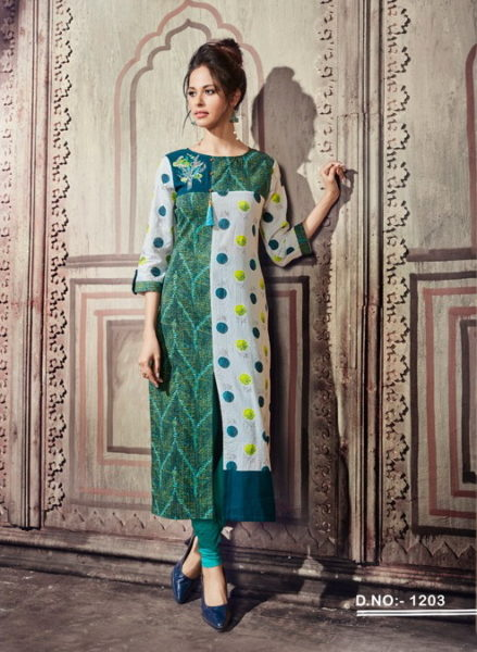 rangoon launched grace rayon Kurtis wholesale in Ahmedabad