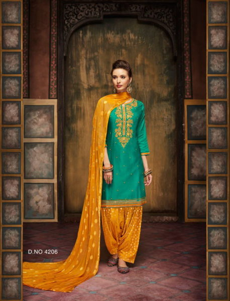 Kessi Fabrics Shangar by Patiala House Vol -4 punjabi suits wholesaler exporter