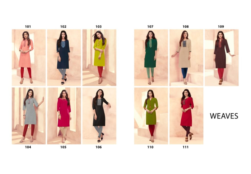 LT Nitya Weaves cotton kurtis cheap rate online wholesaler