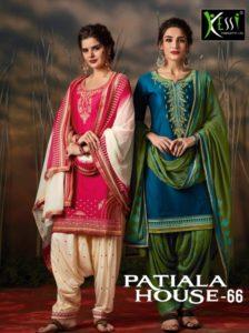 kessi patiala house vol 66 Punjabi dress wholesale online supplier @ RS 790