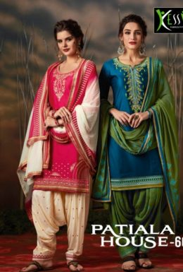 kessi patiala house vol 66 Punjabi dress wholesale online supplier @ RS 790