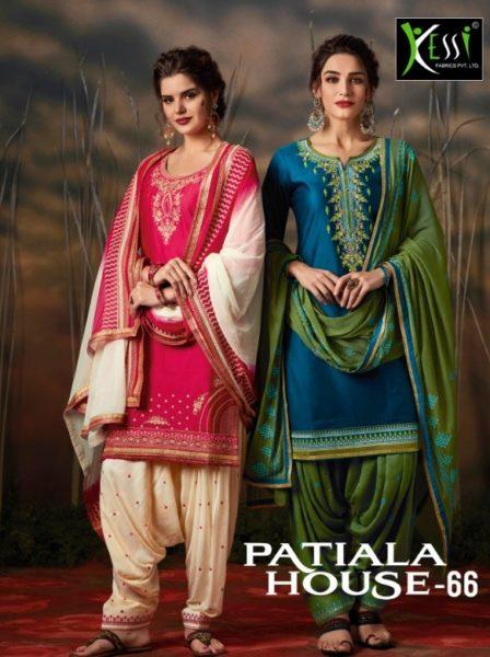 kessi patiala house vol 66  Punjabi dress wholesale online supplier