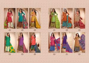 Laado Plazzo special unstiched Dress Materials Wholesaler