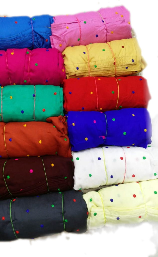 Rayon Patiyala Duppatta sets Manufacturer wholesaler