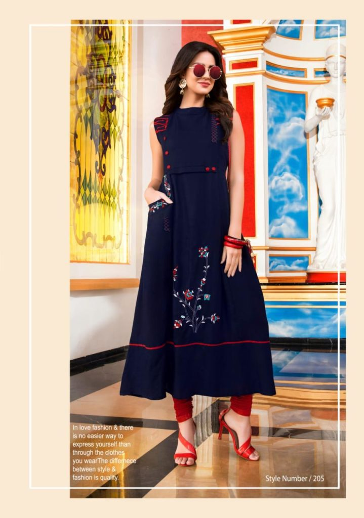 18 attitude Queen vol 2 kurtis manufacturers wholesalers