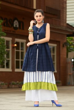 Ambica glamour vol 21 Designer Kurtis manufacturer wholesaler