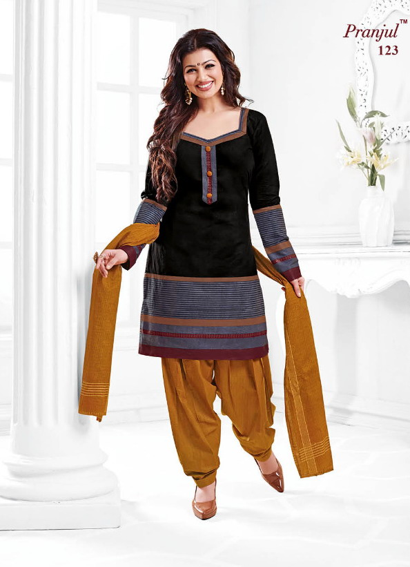 Pranjul Premium collection Readymade Patiyala salwarsuits wholesaler