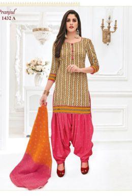 Pranjul Priyanka Vol 14 Readymade Churidars Material Wholesale Manufacturer