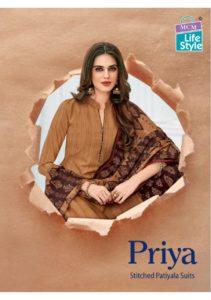 Priya by MCM Patiyala Salwar suits manufacturer wholesale