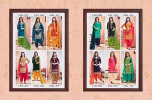 kessi patiala house vol 68 punjabi churidar materials wholesalers