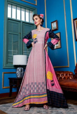 kiana Heritage vol 2 gown style designer Kurtis wholesale supplier