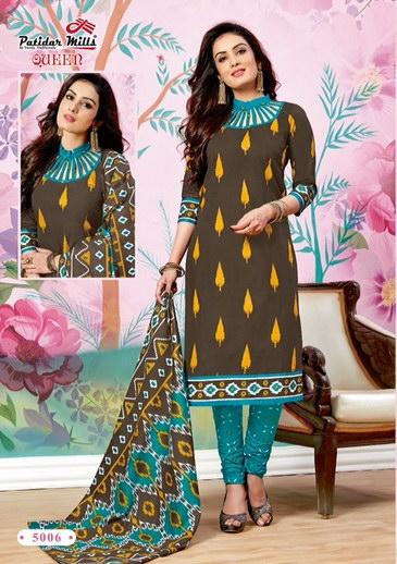 Patidar Queen vol 5 Cotton Salwar kameez wholesaler