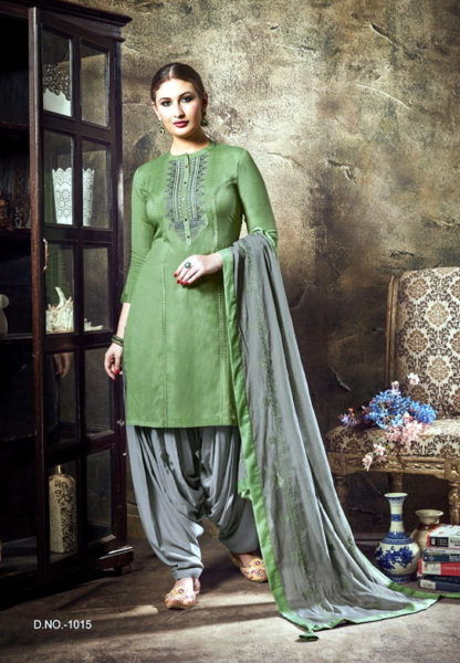 kajree Arties Ready made Reyon Patiyala dress wholesaler
