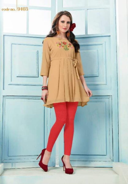 Kajree Julie vol 2 Short Tops Kurtis wholesaler