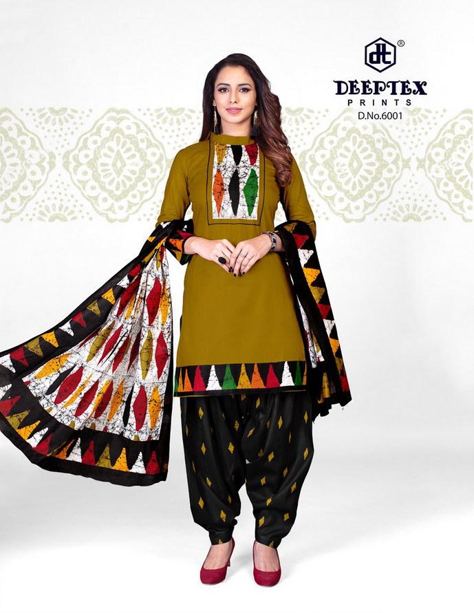 Deeptex Batik vol 3 Cotton Dress Materials wholesaler