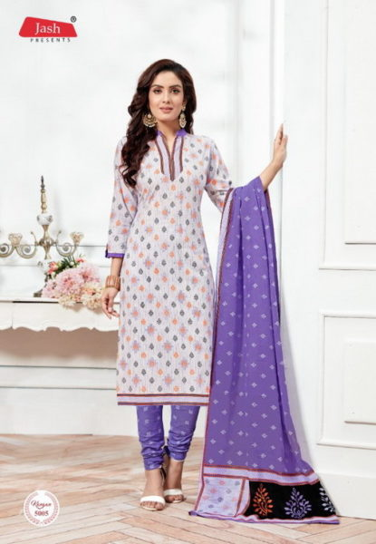 Jash Kangan vol 5 unstitched cotton salwar kameez wholesaler