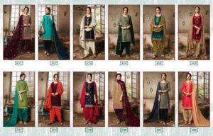 Kessi Patiyala House vol 70 Designer Patiyala Salwar suits wholesaler