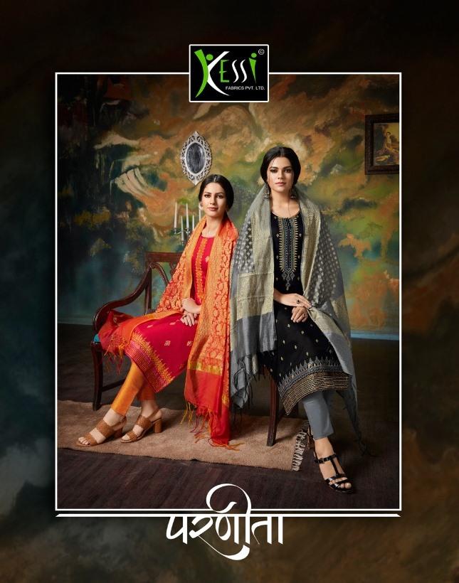 Parneeta by Kessi Designer Salwar Kameez Wholesaler