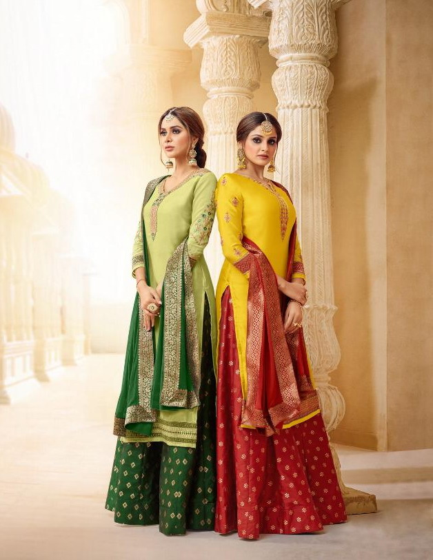 kasmeera plus vol 36 Designer Dress Material wholesalers