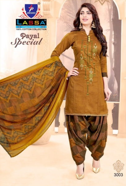 Payal special Cotton Salwar Suits Wholesalers