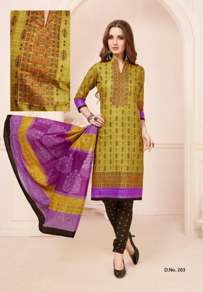 Lajari vol 2 Cotton Dress Materials wholesaler