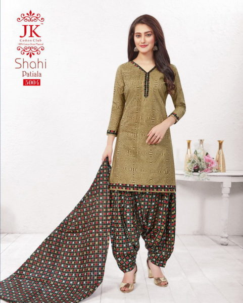 JK Shahi Patiyala vol 13 Patiyala Salwar Suits Wholesalers