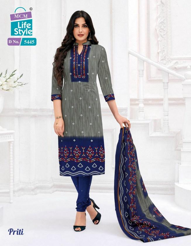 MCM Priya vol 2 Cotton Print Dress Materials wholesalers