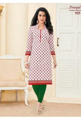 Pankhuri vol 9 Low range Cotton print Kurtis Manufacturer