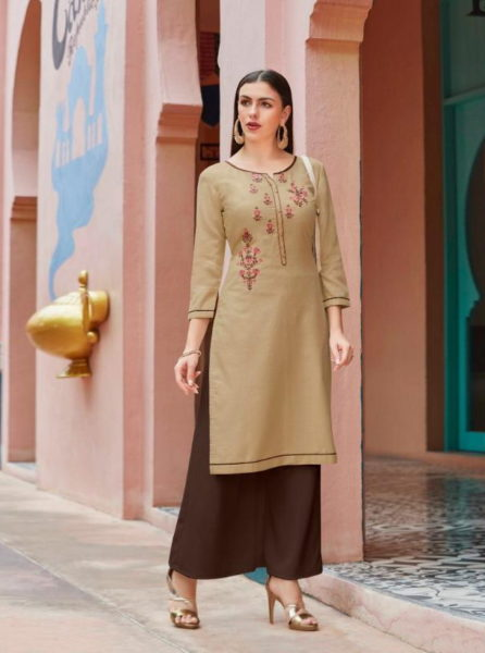 Kajree Chumbak vol 2 ruby silk Kurtis wholesaler