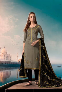 Kessi Taj jam silk cotton salwar suits wholesaler