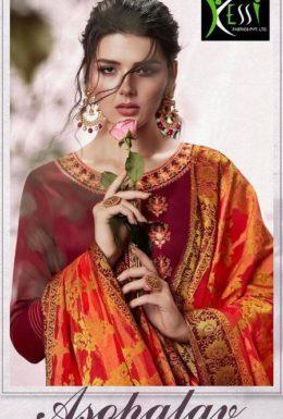 Kessi Asopalav vol 9 jam silk suit Wholesalers