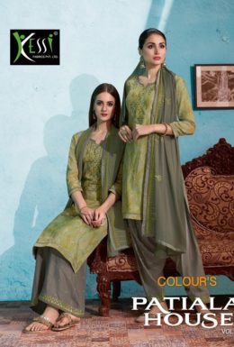 Kessi Colour by patiyala house vol 13 salwar suits wholesalers