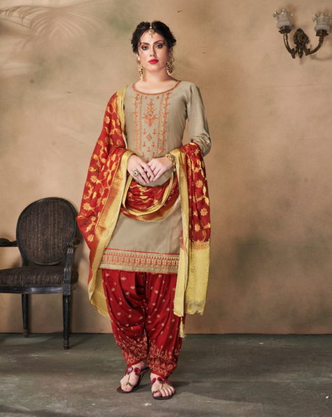 Suvarana vol 3 Readymade Designer Suits