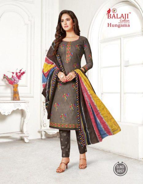 Balaji Hungama Vol 8 Printed Cotton Dress Materials