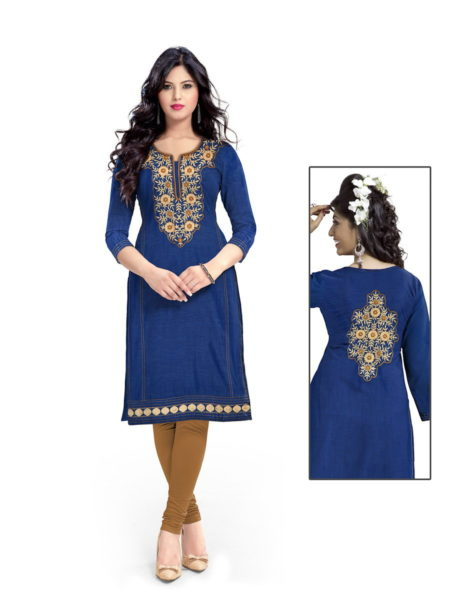 Bebo 2 Cotton Kurtis Manufacturers