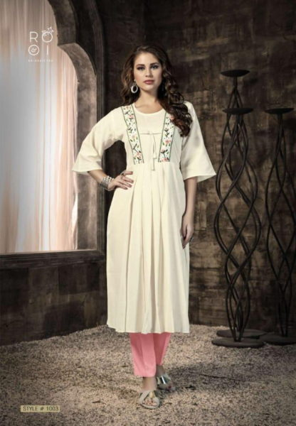 Kiara Flair Long Kurtis wholesalers
