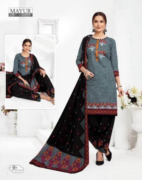 Mayur Khushi vol 51 Cotton Salwar Suits wholesalers