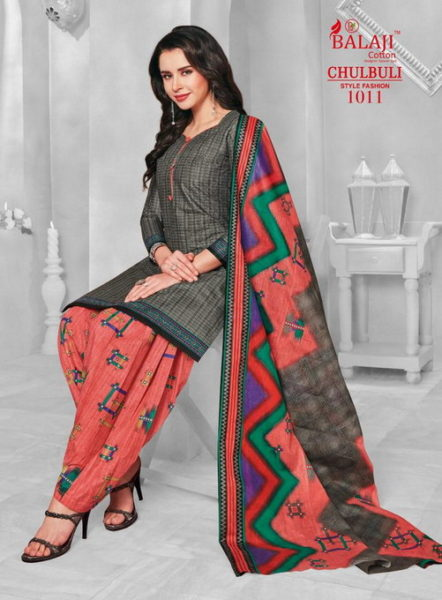 Balaji Chul Buli vol 1 Cotton Dress Materials wholesale
